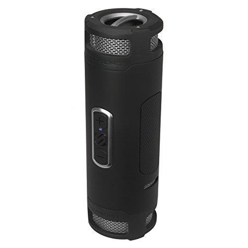 SCOSCHE BoomBottle+ Rugged Waterproof Portable Wireless Bluetooth 4.0 Speaker - Dual 360-Degree...