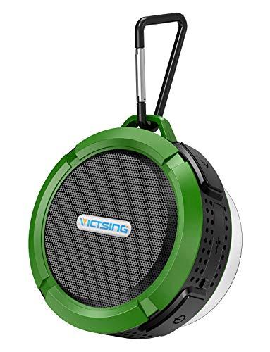 VicTsing SoundHot C6 Portable Bluetooth Speaker, Waterproof Bluetooth Speaker with 6H Playtime,...