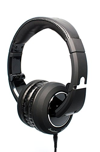 CAD Audio Sessions MH510 Closed-Back Headphones, Black