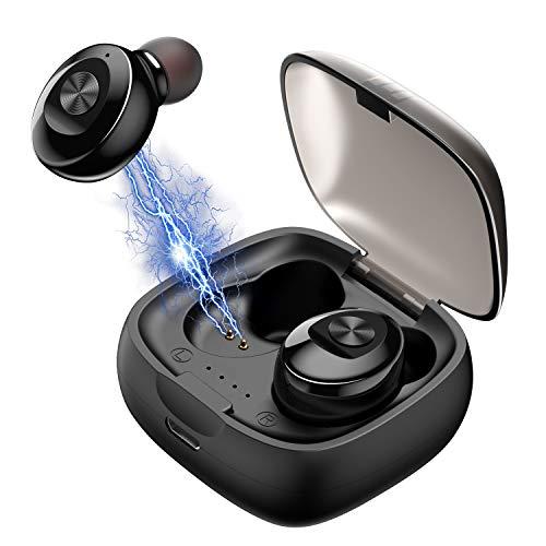 SEYOO Headphone for Men,Sky-Blue,210 x 60 x 60 mm / 8.3 x 2.4 x 2.4 inches
