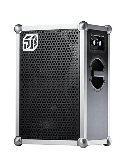 THE SOUNDBOKS 1 - The Loudest Portable Speaker (119dB), Bluetooth Compatible, 30 Hour Battery...