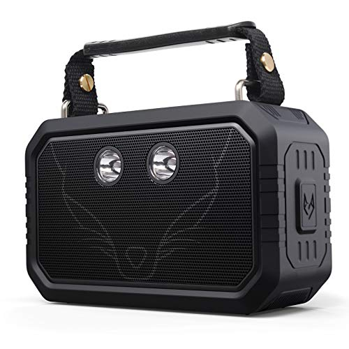 DOSS Traveler Wireless Portable Bluetooth Speakers with Waterproof IPX6, 20W Stereo Sound and...