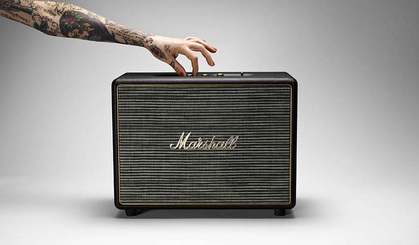 Marshall Woburn Portable Bluetooth Speaker Review