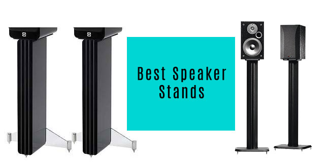 The 10 Best Speaker Stands for 2020 – Reviews & Buyer's Guide