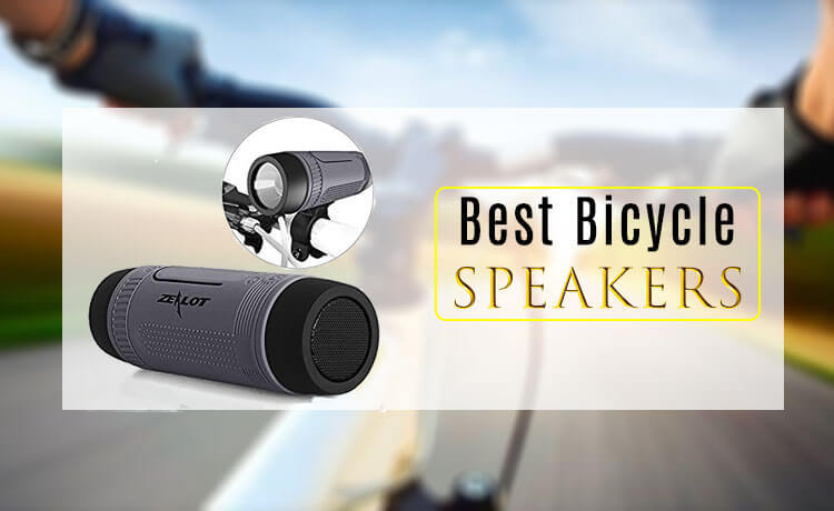 The 10 Best Bicycle Speakers for 2020 -Play Music with Riding