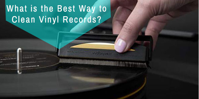 What is the Best Way to Clean Vinyl Records